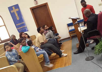 Promised Land Worship Center Bible studies